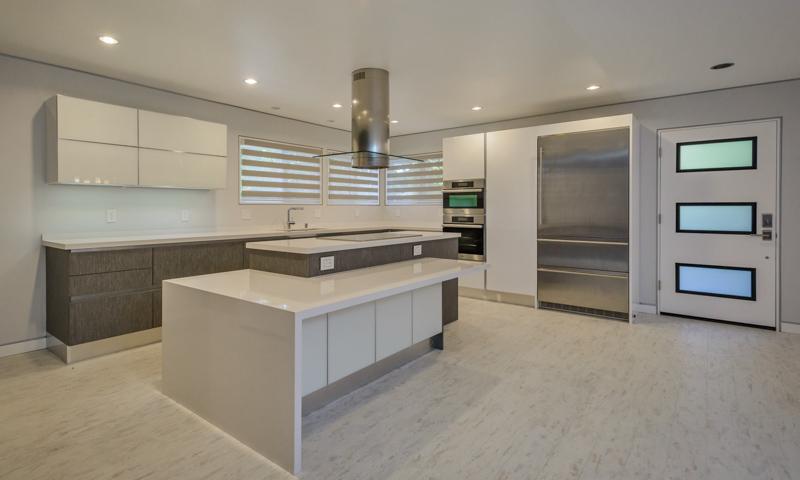 Palo Alto Remodel w/ Custom Kitchen Features